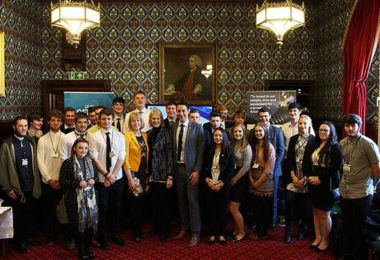 West Midlands apprentices head to Westminster to quiz MPs on skills support