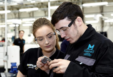 MCMT 'Open Days' set to inspire manufacturers and budding engineers to bridge the skills gap