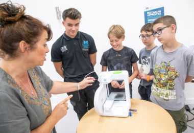 Engineering is in for the summer as MCMT launches new children's club
