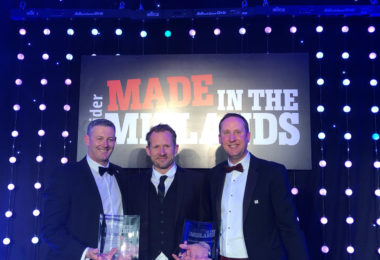 Innovative approach to meeting the skills challenge leads to Made in the Midlands Award