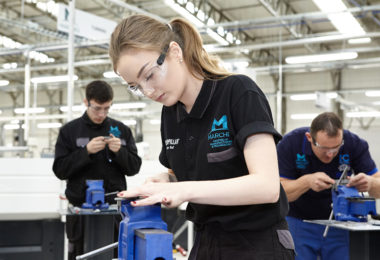 Companies urged to back apprentices to keep on 'learning' through the Coronavirus crisis