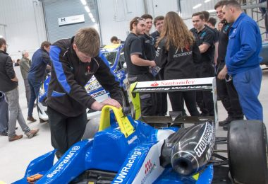 Shropshire Schools wanted for F1 competition